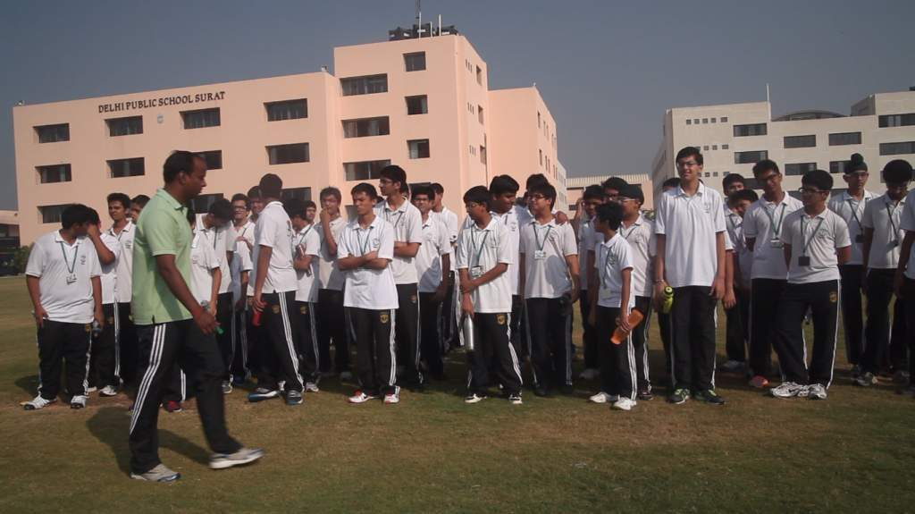 2-day Course at DPS Surat, Oct 2013