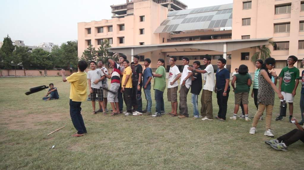 2-day Course at DPS Vadodara, Oct 2013