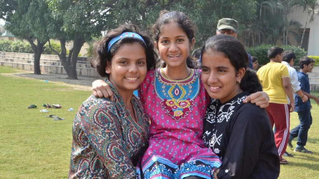 2-day Course at DPS Varanasi, Nov 2014