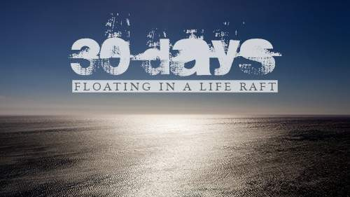 30 Days Floating in a Liferaft