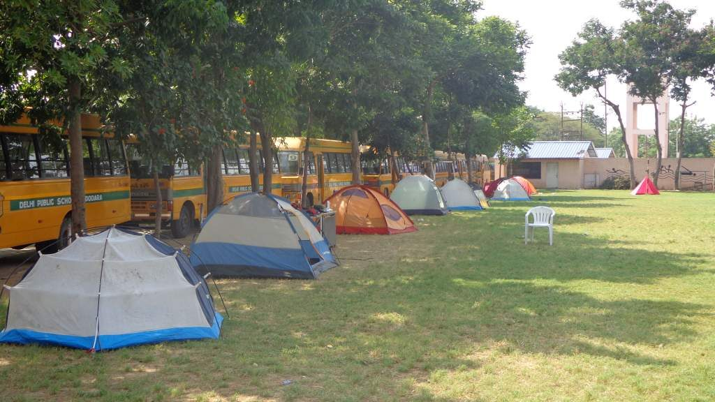 2-day Course at DPS Vadodara, Oct 2014