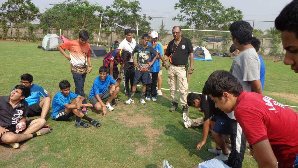 2-day Course at DPS Surat, Oct 2014