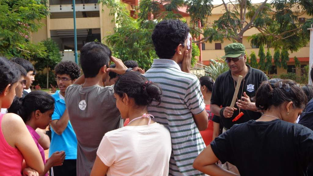 2 day Course at DPS Bangalore North, Jun/Jul 2014