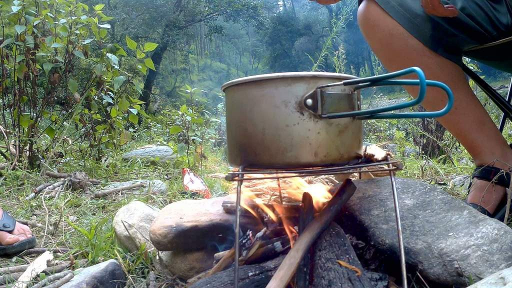 30 Days Camping in the Padampuri Forest