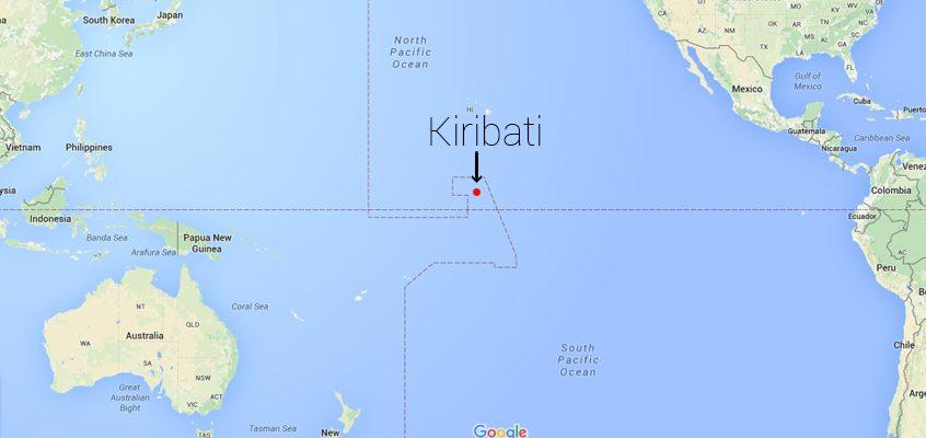 Kiribati could be your future too