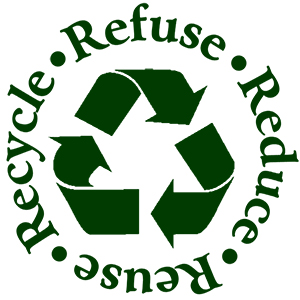 Refuse | Reduce | Reuse | Recycle